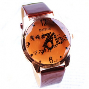 159054 Leather watch
