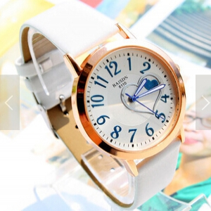154219  Leather watch