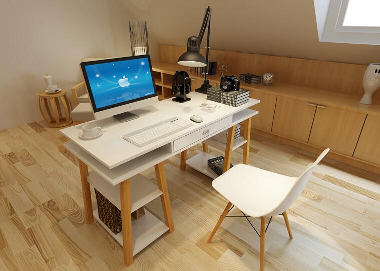 Современные письменные столы, фото проектов письменных столо.