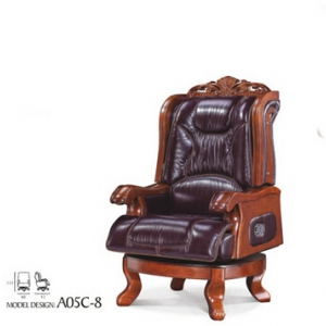 Multi-function leather office chair  A05-8