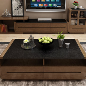 Preorder-TV bench +Coffee  table+chests of drawers