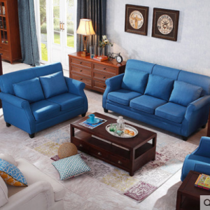 Preorder-Fabric three-seat sofa+two-seat sofa+ armchair