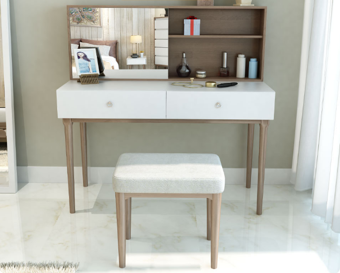 Preorder Dressing Table Chair Dressing Tables Bedroom Storage Bedroom Furniture Furniture Home Furniture 99 Sg Singapore No 1 Online Shopping Mall