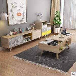 Preorder-TV bench+coffee table+2 sideboards