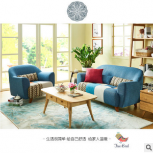 Preorder-Fabric three-seat sofa+armchair