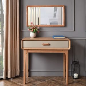 Preorder-dressing table+chair+mirror